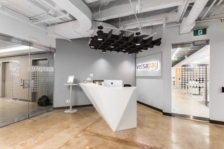 Versapay Office Interior Design by Studio Forma